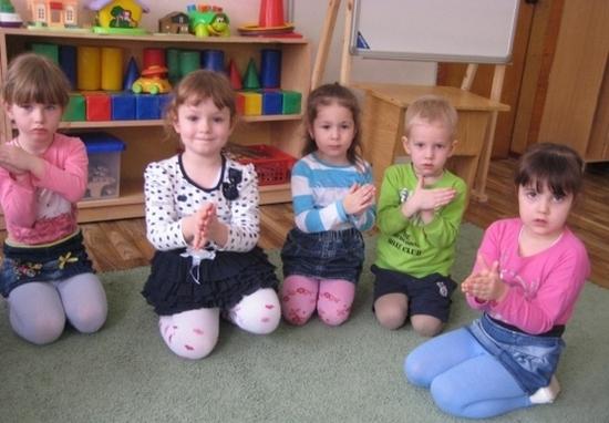 Развиваем моторику рук в детском саду