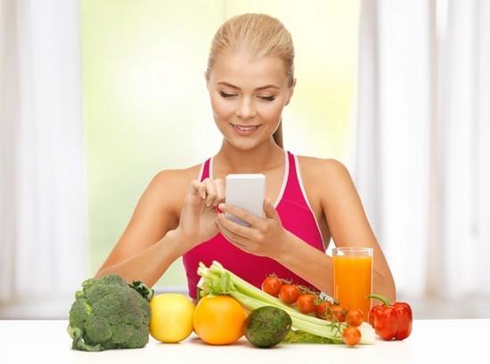 калории при похудении для женщин 80 ru