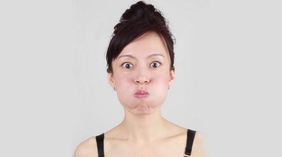 Как сделать щеки пухлыми в домашних условиях фото 509