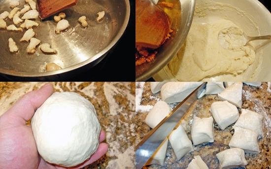 Самса с курицей: пошаговый рецепт с фото