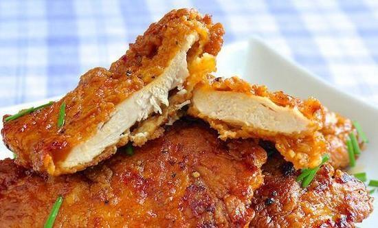отбивные из курицы в духовке рецепт с фото