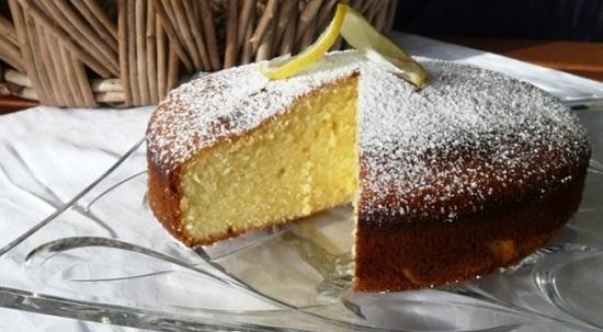 Сметанный пирог в духовке