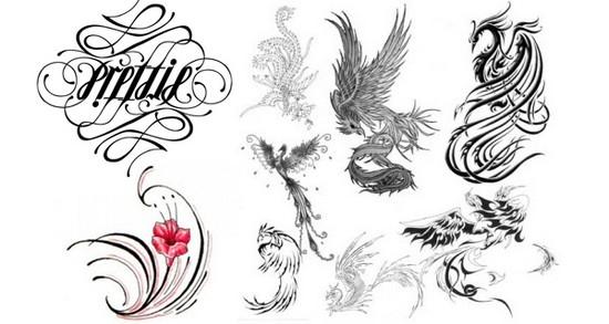 Татуировка для девушки со смыслом фото
