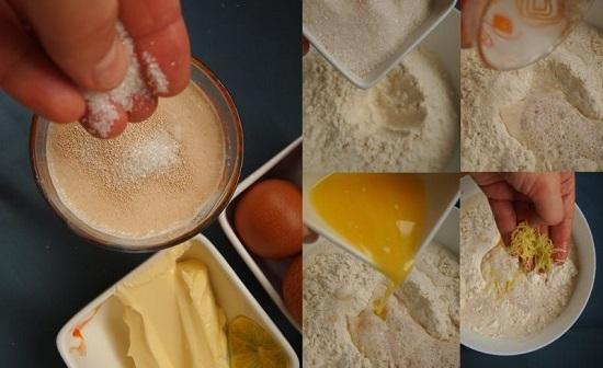 сметанник пирог рецепт простой рецепт в духовке