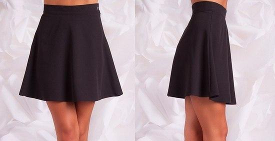 Как сшить юбку-полусолнце своими руками для начинающих?