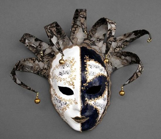 Как сделать маску из папье-маше своими руками?