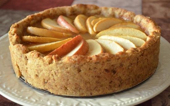 Шарлотка с яблоками Как приготовить в духовке
