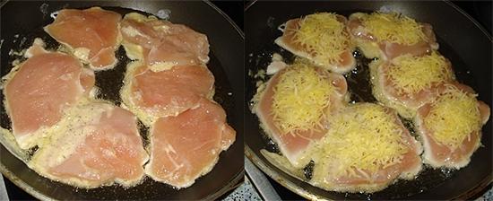 Отбивная грудка куриная рецепт с пошагово