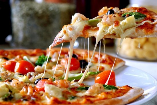 Тесто для итальянской пиццы, как в пиццерии