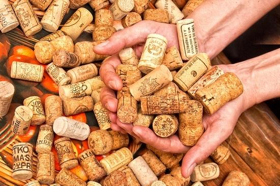 Что можно сделать из пробок от вина?