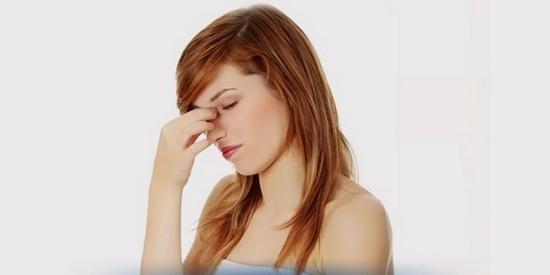 Заложен нос без насморка: причины и лечение