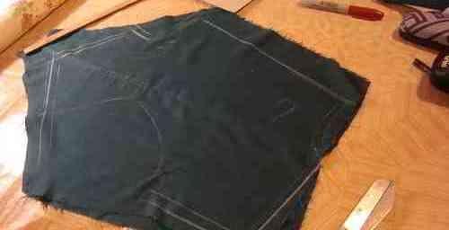 Комбинезон для йорка: пошив