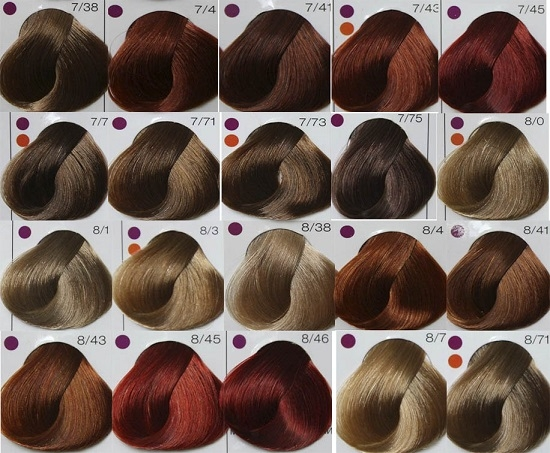 Краска Wella Koleston Perfect - Prof Hair 52