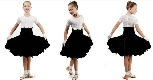 Платье для стандартной программы танца