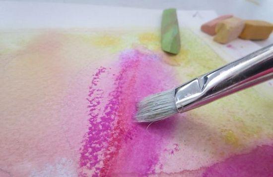 Поэтапное освоение рисования акварелью