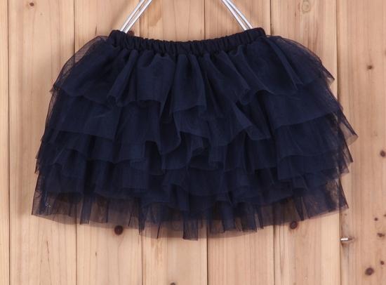 Многослойная юбка принцессы