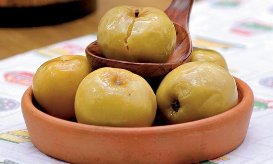 Как сделать мочёные яблоки в домашних условиях быстро