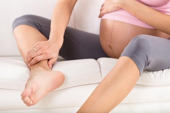 Как быстро избавиться от отеков при беременности