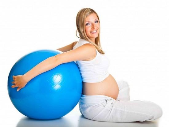 Боль в животе у беременных