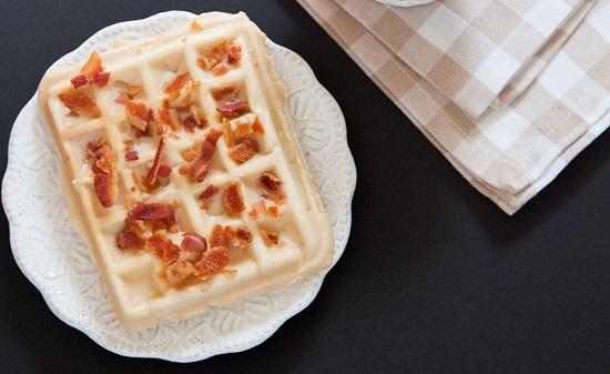 Тесто для вафельницы электрической для трубочек