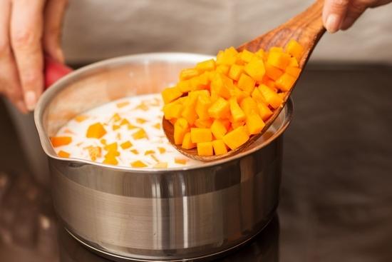 Каша из тыквы рецепты приготовления