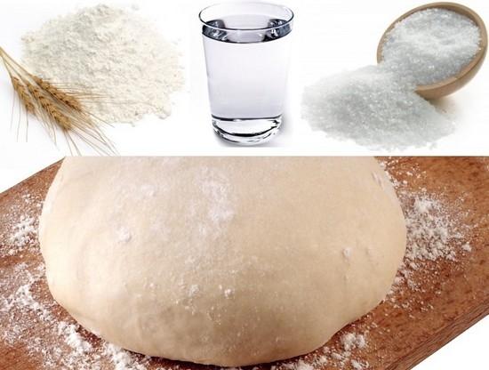 Как сделать тесто для лепки из крахмала
