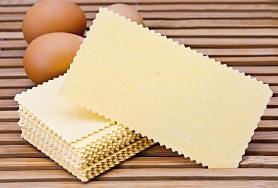 Тесто для лазаньи: рецепт в домашних условиях
