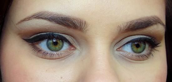 Макияж глаз для азиатского разреза глаз