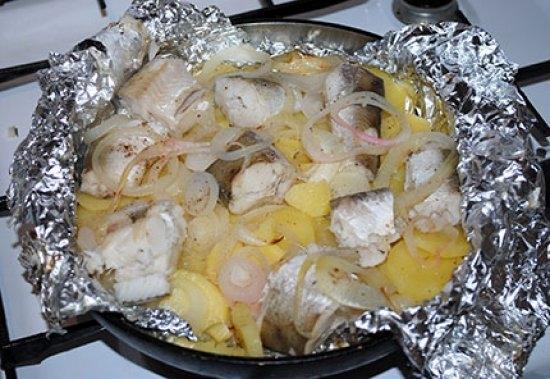 рецепты с мясом и рыбой в духовке