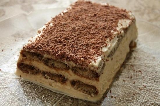 Тирамису: вкуснейший десерт на скорую руку