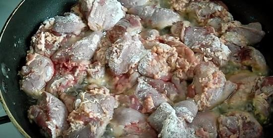 Как приготовить куриную печень быстро и вкусно. Приготовление