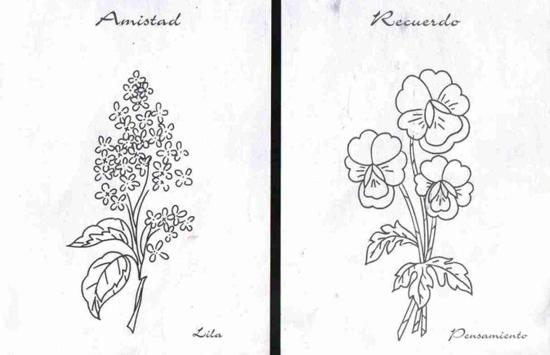 Вышивка цветы лентами: схемы для начинающих