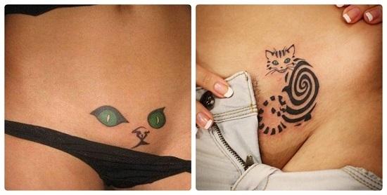 Наши услуги татуировки, пирсинг, татуаж