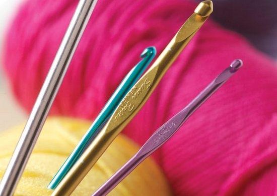 Резинка крючком: схемы и описание