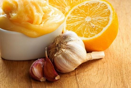 рецепт чеснока и лимона для очищения сосудов отзывы