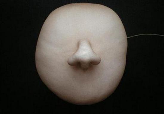 Формируем нос