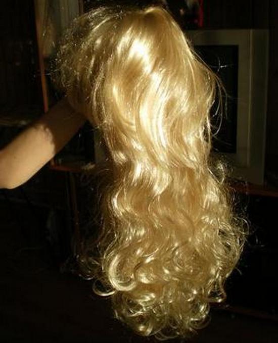 Используем парик