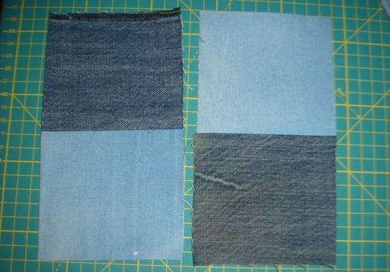 0bcbc84f8a540679d152368805e982d6 Покрывало из старых джинсов своими руками