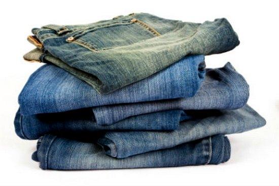 Покрывало из старых джинсов своими руками