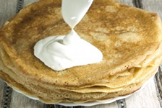 Блинчики на молоке прокисшем рецепт пошагово
