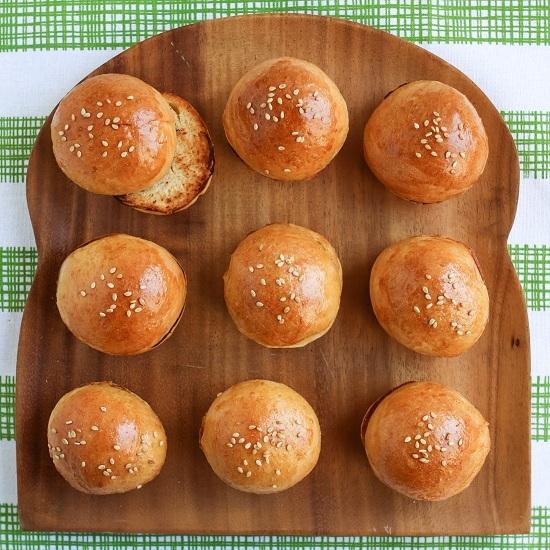 Как сделать булочки на бургеры