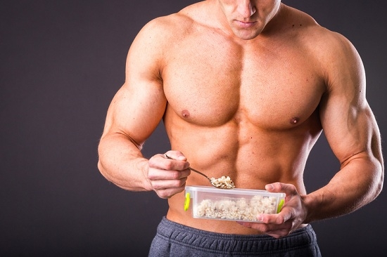 Набрать мышцы в домашних условиях 590