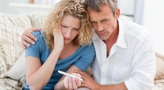 Почему жена не может забеременеть вторым ребенком причины
