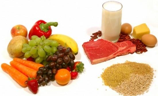 Как составить меню диеты для похудения живота?