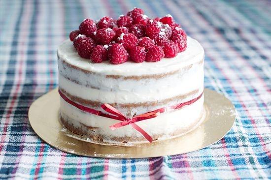Крем-чиз для торта и капкейков