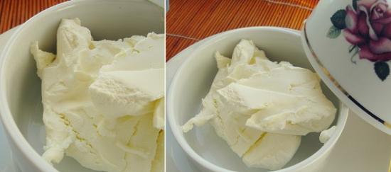 """Сливочный крем """"Кремчиз"""" – кулинарный рецепт"""