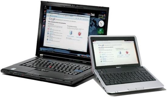 чем отличаются ноутбук от нетбука