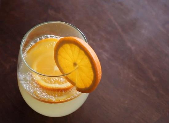 Как сделать напиток лимонная кислота