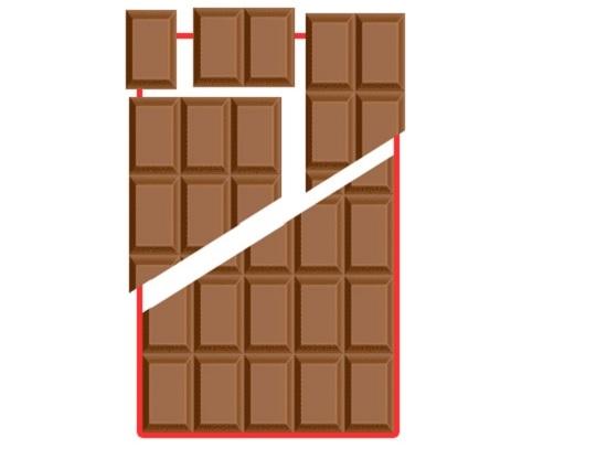 Секрет бесконечной шоколадки гребенник мария, 1 класс.