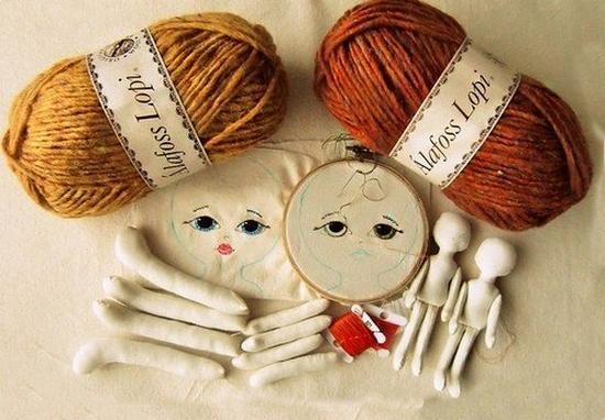 Куколки соими руками